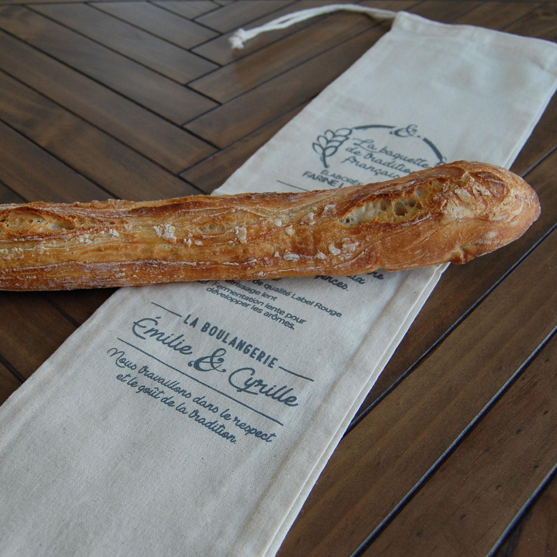 Objets publicitaires pour une Boulangerie en Vendée