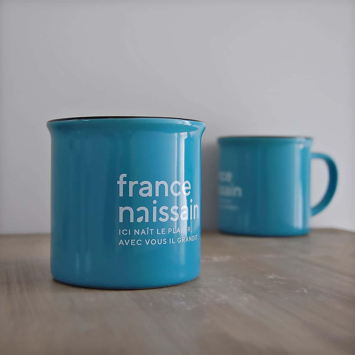 France Naissain Mug