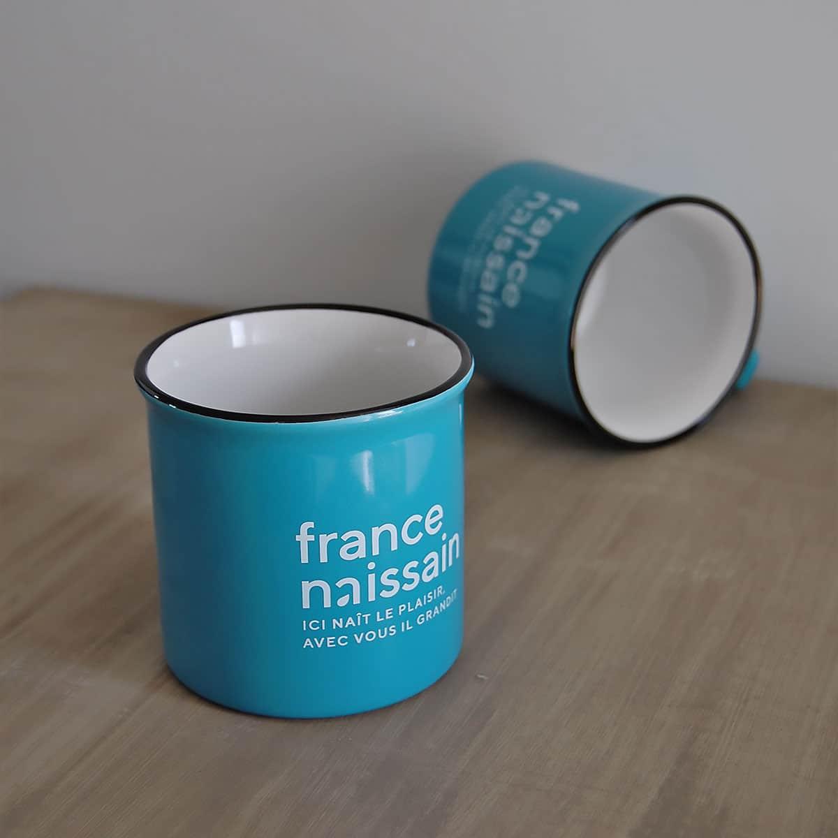 Impression sur mug en Vendée