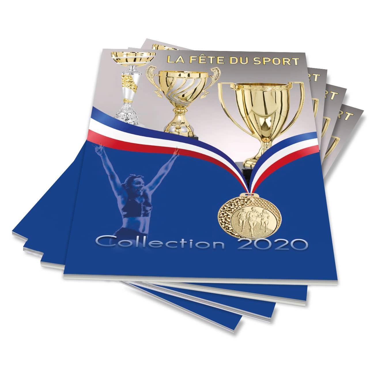 Catalogue de coupes et de médailles en Vendée