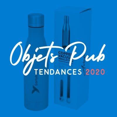 Objets publicitaires : tendances 2020