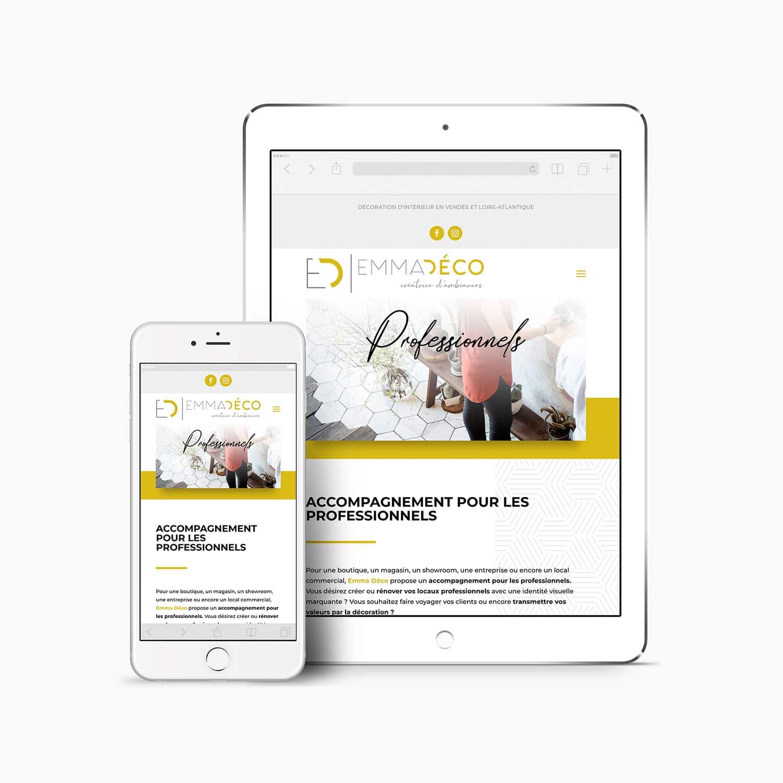 Création de site web en Vendée
