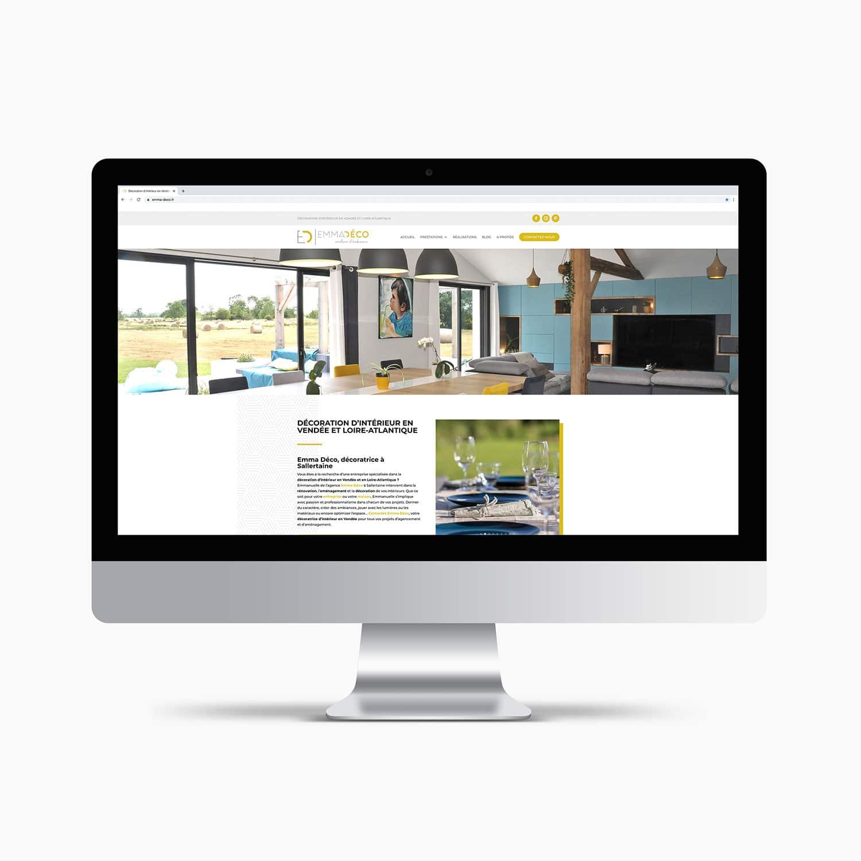 Création de site Internet à Sallertaine