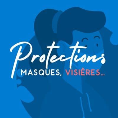 Masques et protections