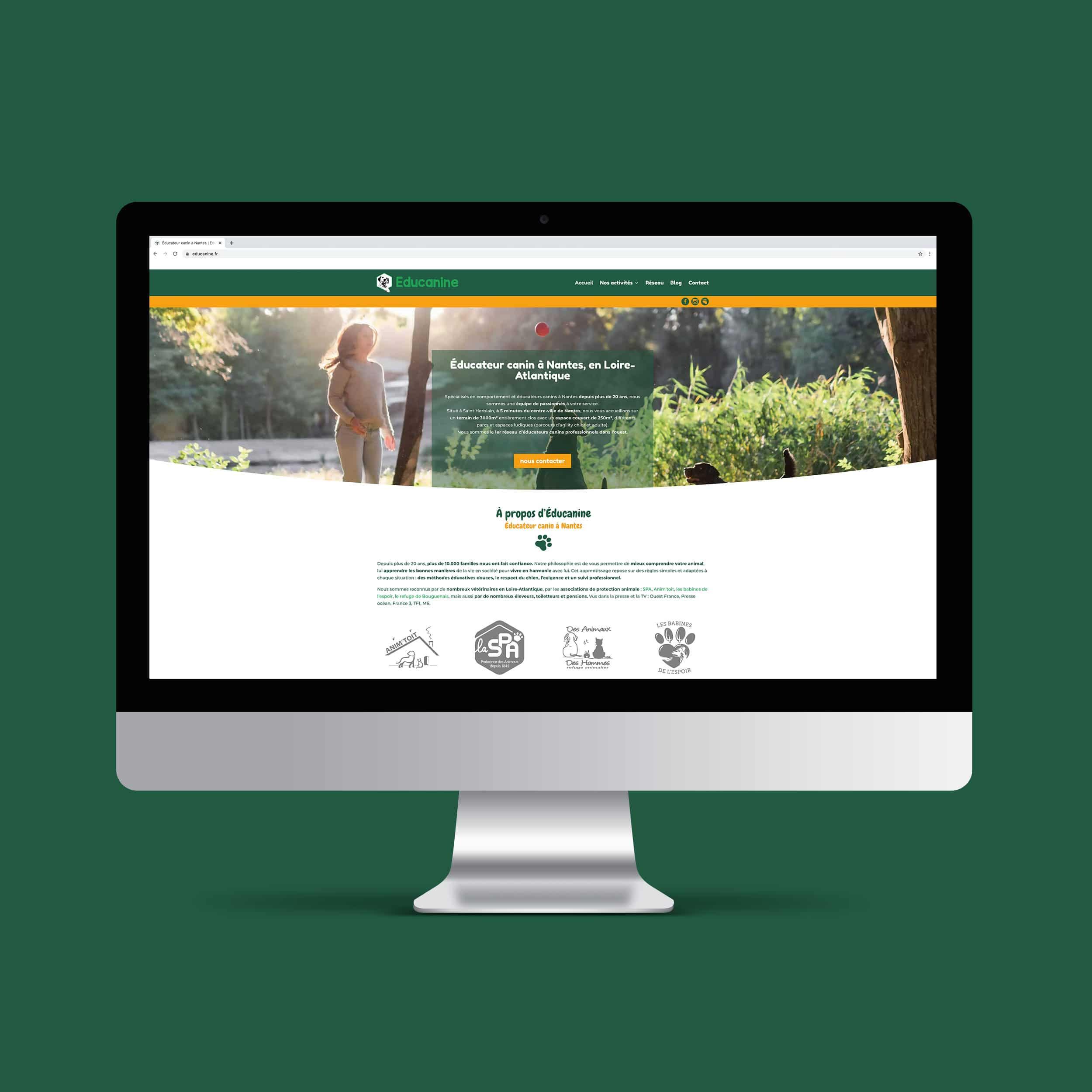 Création de site Internet en Vendée